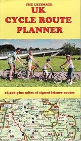 Ultimate UK Cycle Route Planner - Map - 16,500+ miles of signed leisure routes