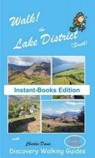 Walk! The Lake District, South, Instant - Book, Digital Edition - Discovery Walking Guides