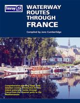 Waterway Routes Through France - Imray Maps