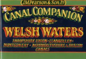 Welsh Waters, Pearsons - Troll Publishing - Canal Guide
