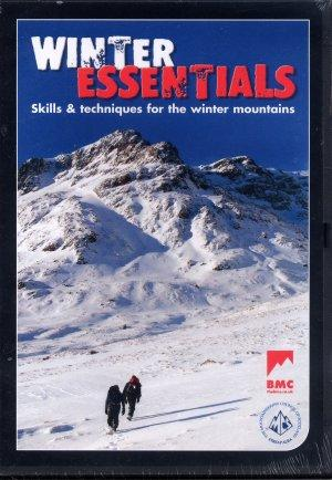 Winter Essentials DVD, The Skills and Techniques for Winter Mountaineering - BMC