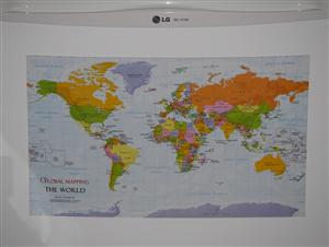World Fridge Map - Global Mapping